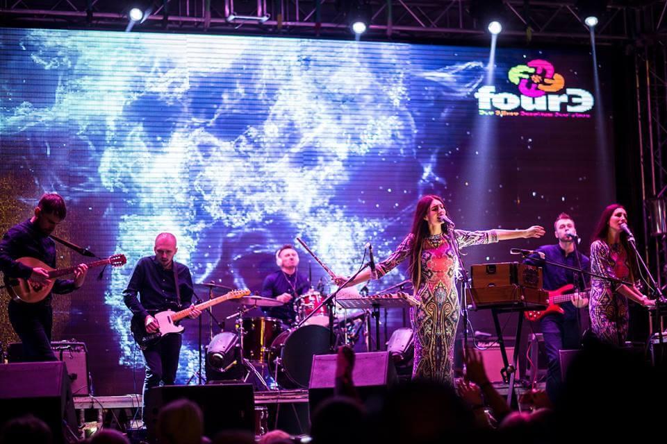 ATMASFERA на фестивале FourЭ Казахстан