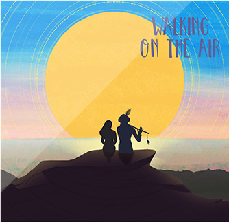 Walking on the Air (Single)